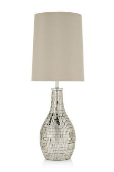 Mosaic mink small table lamp lighting pinterest buy lamps mosaic mink small table lamp aloadofball Image collections