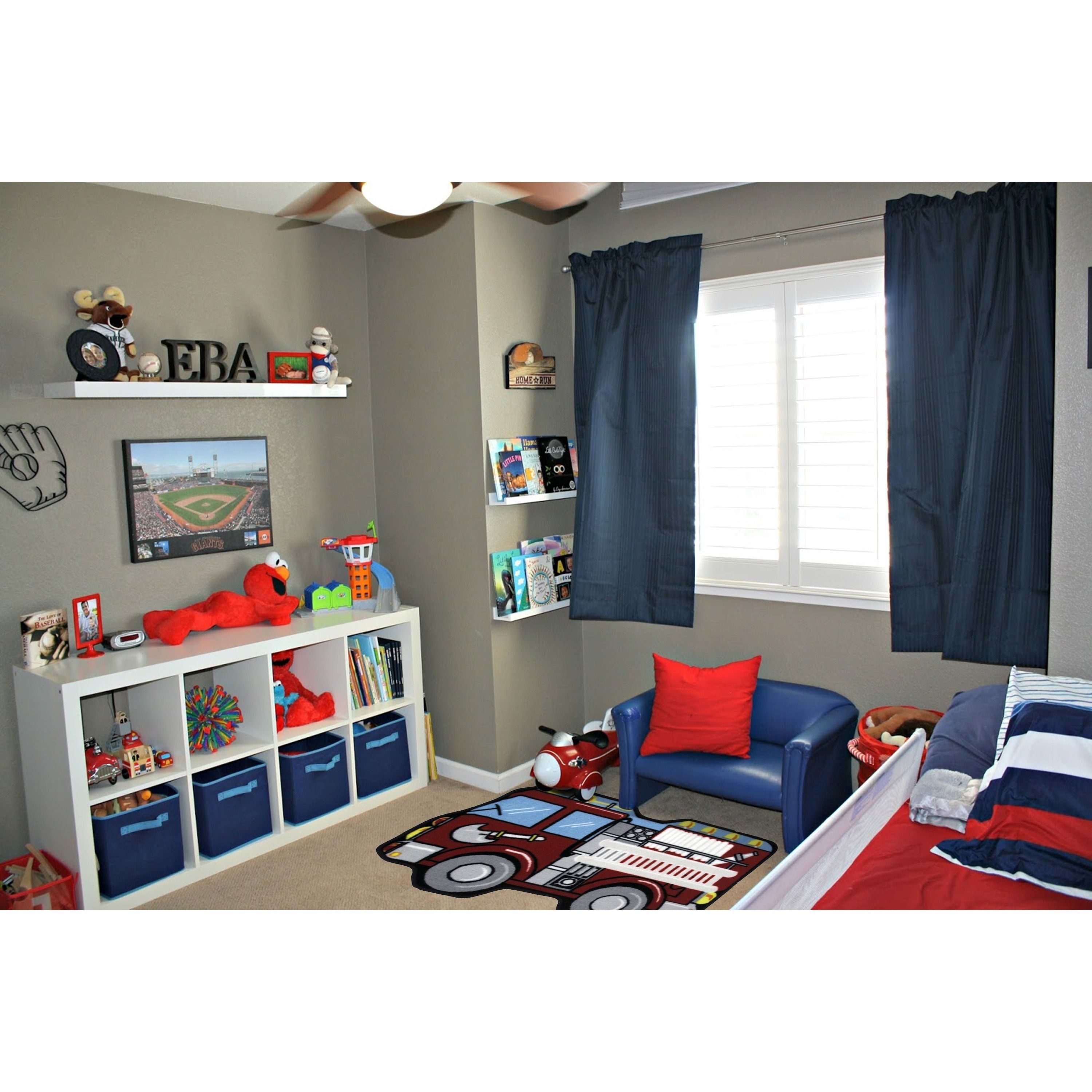 Overstock Com Online Shopping Bedding Furniture Electronics Jewelry Clothing More Little Boy Bedroom Ideas Toddler Rooms Boy Toddler Bedroom