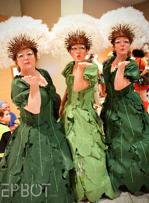 dandylion faries   Kostüme karneval, Fasching, Karneval