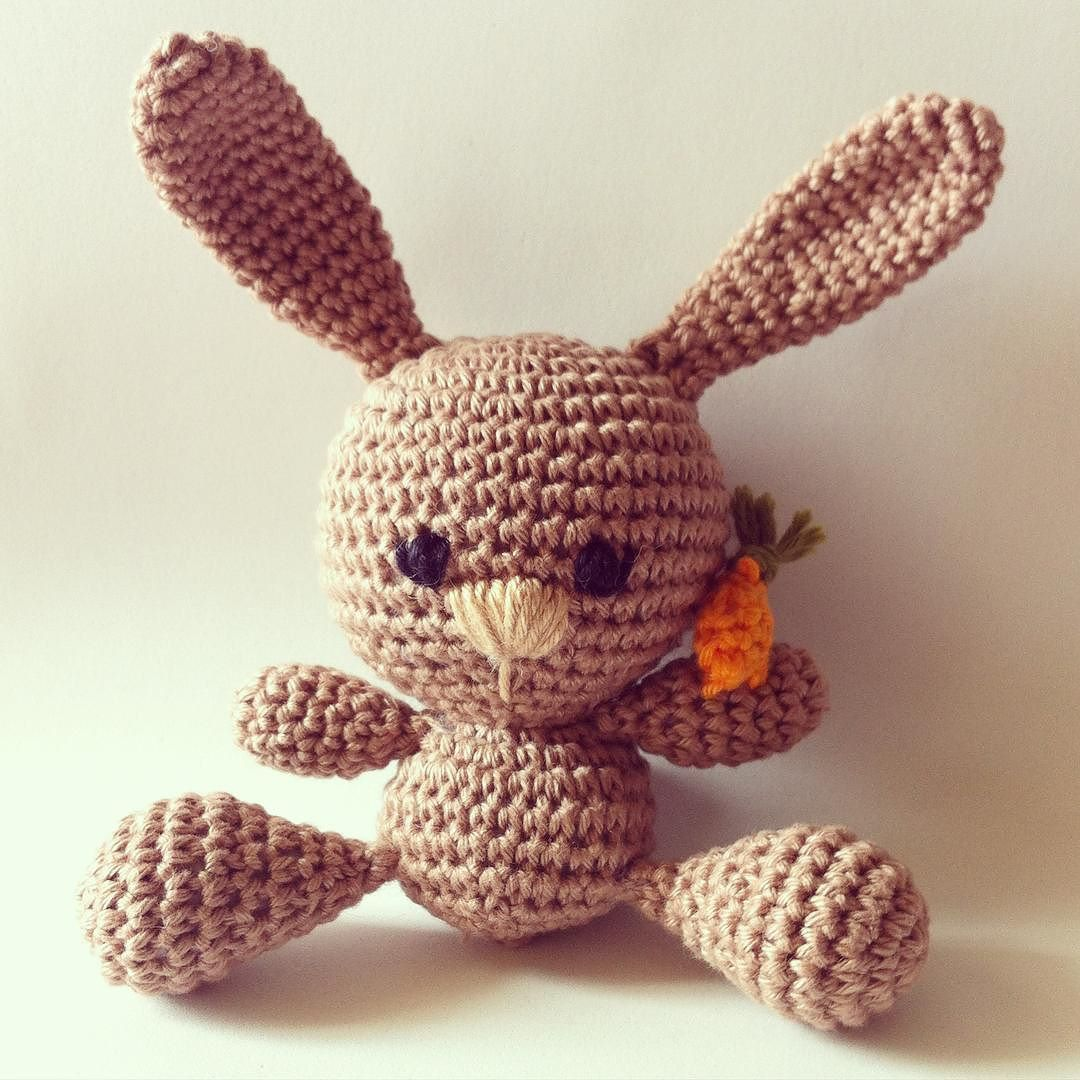 Porque a Páscoa está chegando! Detalhes e encomendas acessar meu perfil no facebook ou enviar email #amigurumi #coelho #pascoa #rabbit #east #newborn by meirymatsuda