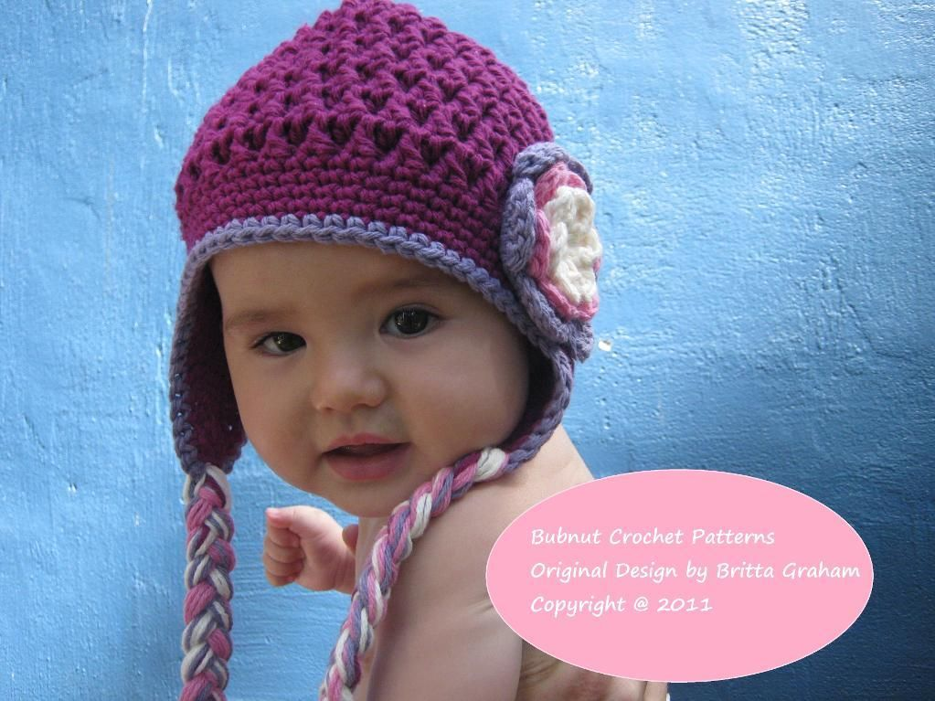Crochet Textured Earflap Hat | Crochet, Moose hat and Patterns