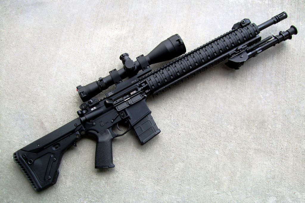 BCM MK12 | BCM Mk 12 SPR 18