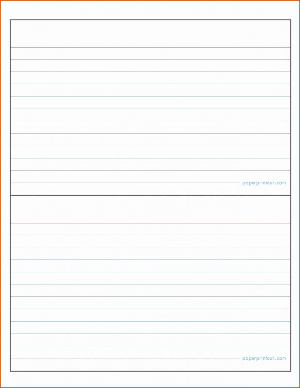 3x5 Blank Index Card Template Awesome 30 Google Docs With 3x5 Blank Index Card Template Note Card Template Index Cards Card Template