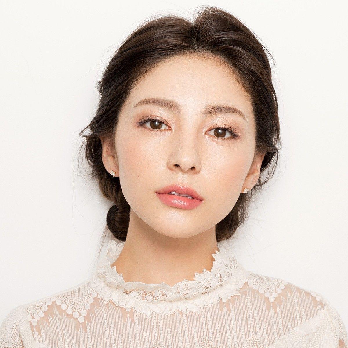 Image title Asian wedding makeup, Bridal makeup natural