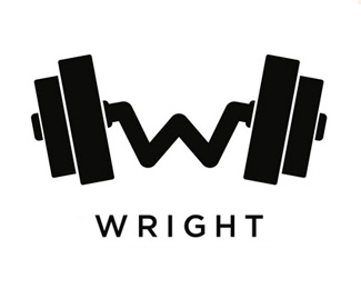 "Many ""Free weight"" logo ideas are overdone, but this one ..."