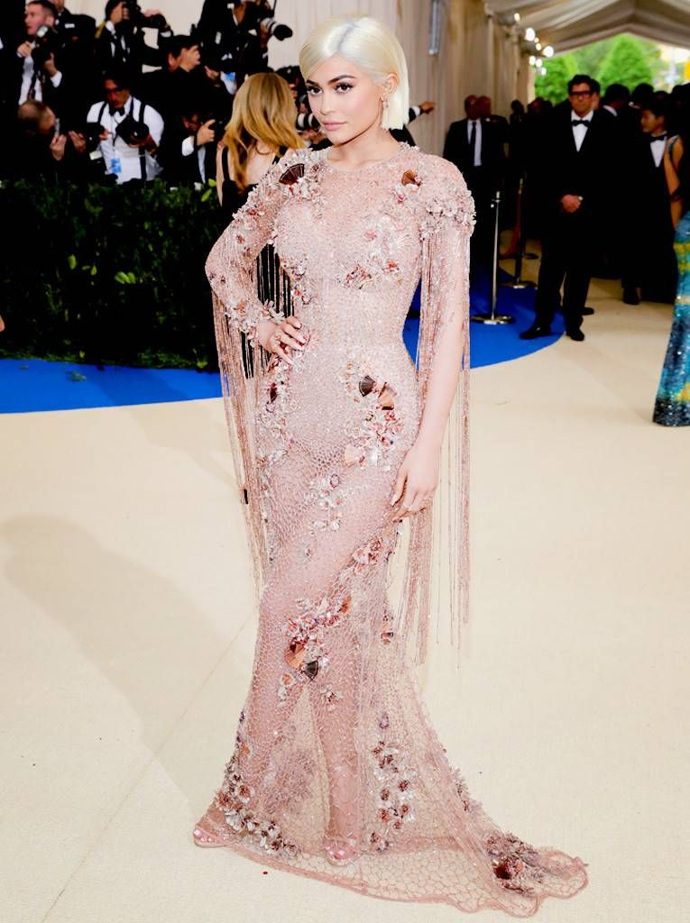 Kylie Jenner from Met Gala 2017  Best Dressed Stars  b537a6d1fa5