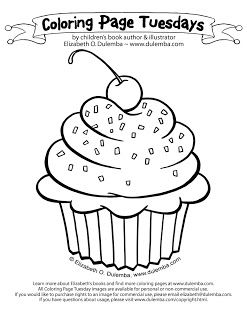 Cute Birthday Cupcake Coloring Pages Cupcake Coloring Pages Coloring Pages Printable Coloring Pages
