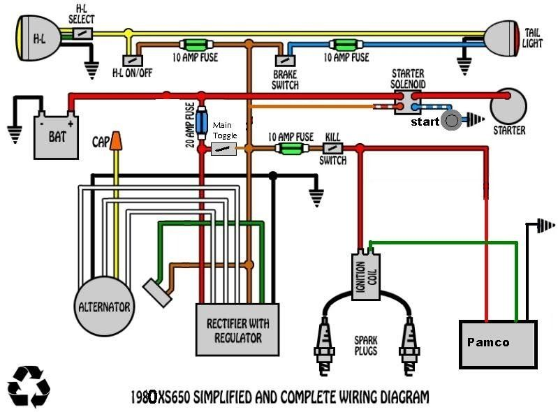 Wiring Diagram For Chinese 110cc Atv Engine Wiring Diagram Images In 2020