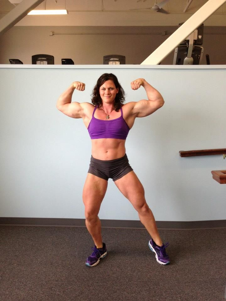 Pin On Girls With Muscle