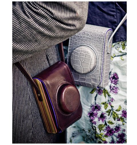 Leica and Paul Smith. Function and Fashion.