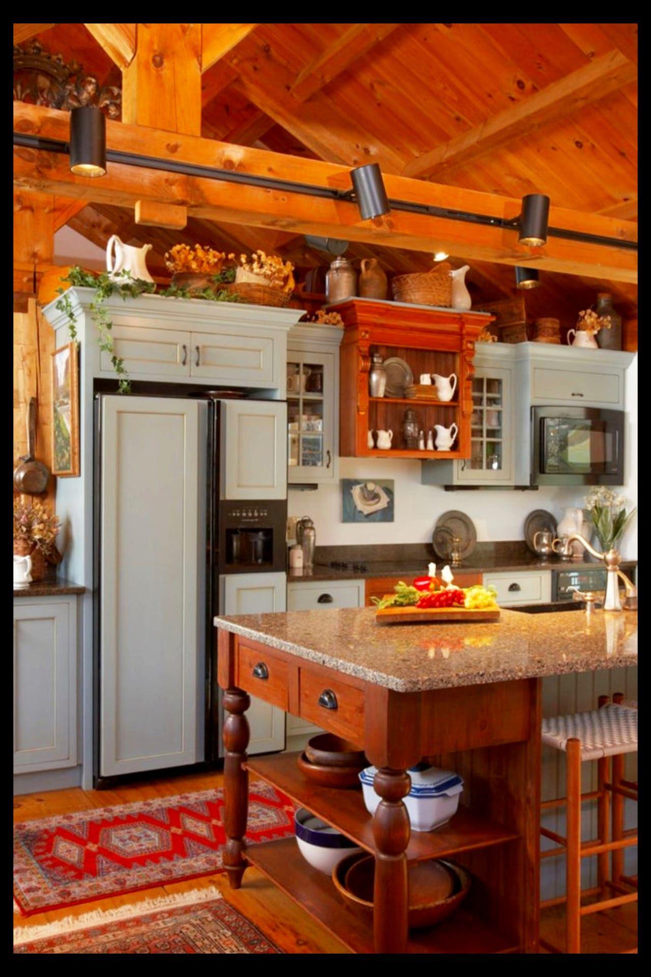 Farmhouse Kitchen Ideas On A Budget For 2018 Rustic Farmhouse