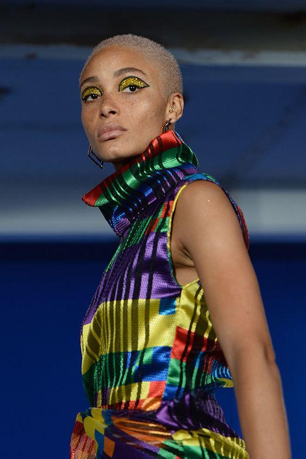 London Fashion Week Fall 2019 Beauty Looks - LFW Runway