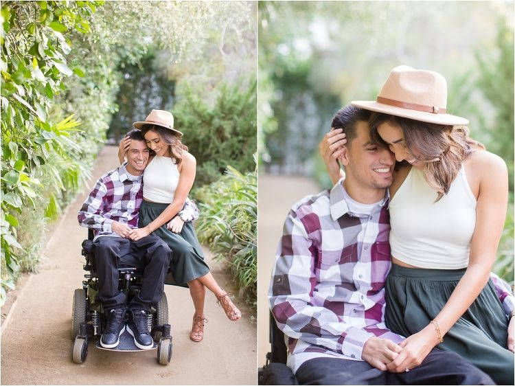 wheelchair engagement photography - 375.8KB