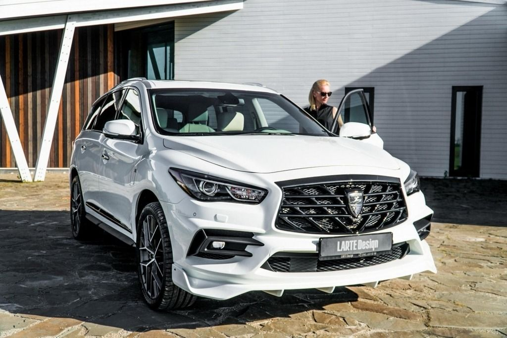 2021 Infiniti QX60 Redesign, Spy Shots, Price, and Review