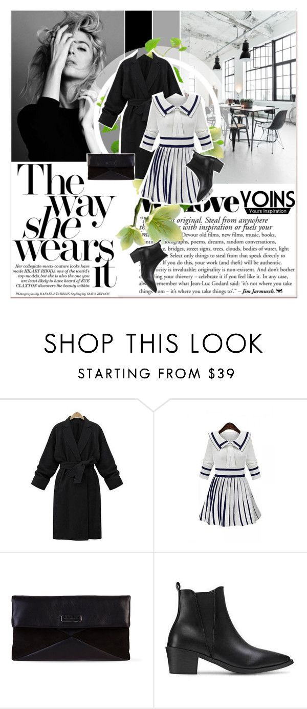 """""""# V/2 Yoins"""" by lucky-1990 ❤ liked on Polyvore featuring Nico, Zara and Marc by Marc Jacobs"""