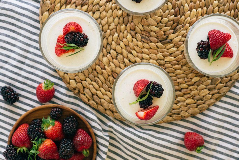 Lavender Panna Cotta | Hatchery - Purveyors of Artisan Ingredients
