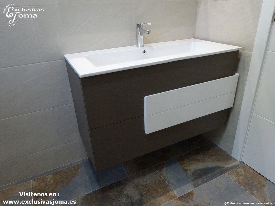 Reforma de baño integral en baño dormitorio en Sector Planetas, Tres ...