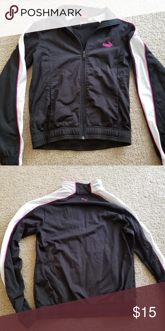 06034f951755 Puma zip up light fitness jacket Light jacket. Zip up. Great for outdoor  workouts or fall days. Worn only a few times. Puma Jackets   Coats Utility  Jackets