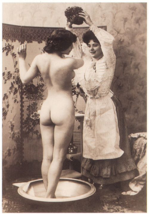 Nude victorian women photography