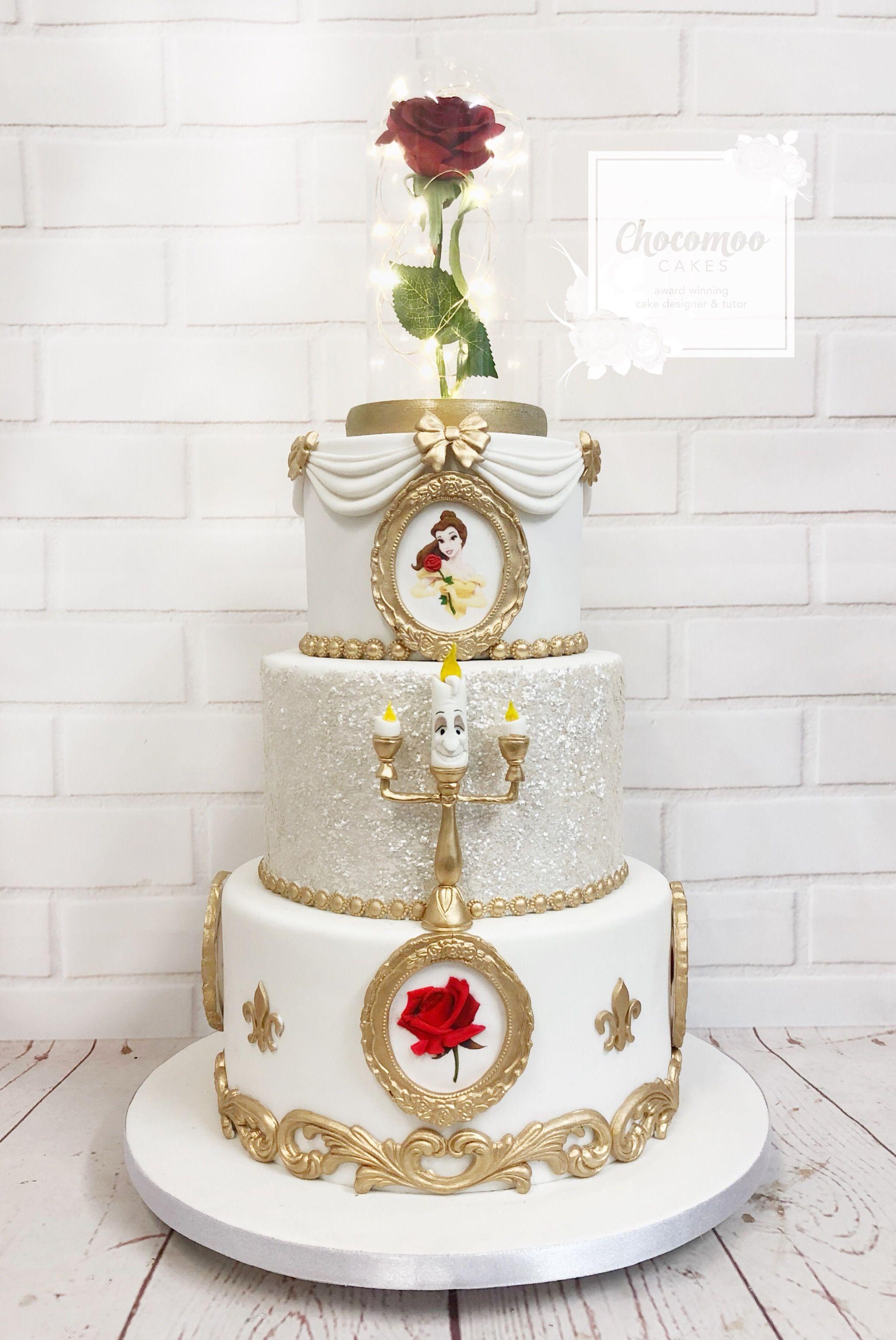 Beauty And The Beast Wedding Cake.Beauty And The Beast Wedding Cake My Wedding 2018 In 2019 Beauty