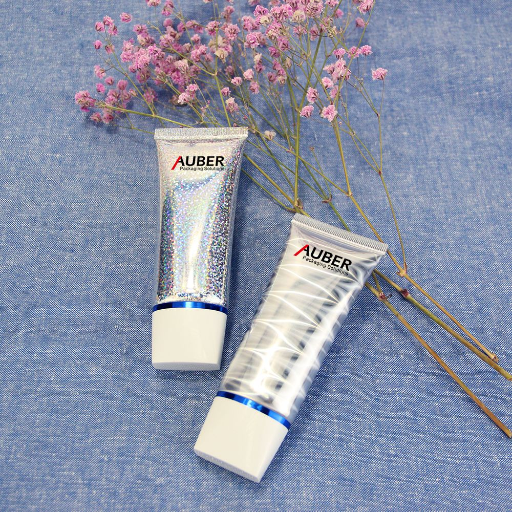 Aluminum Cosmetic Tubes- Auber