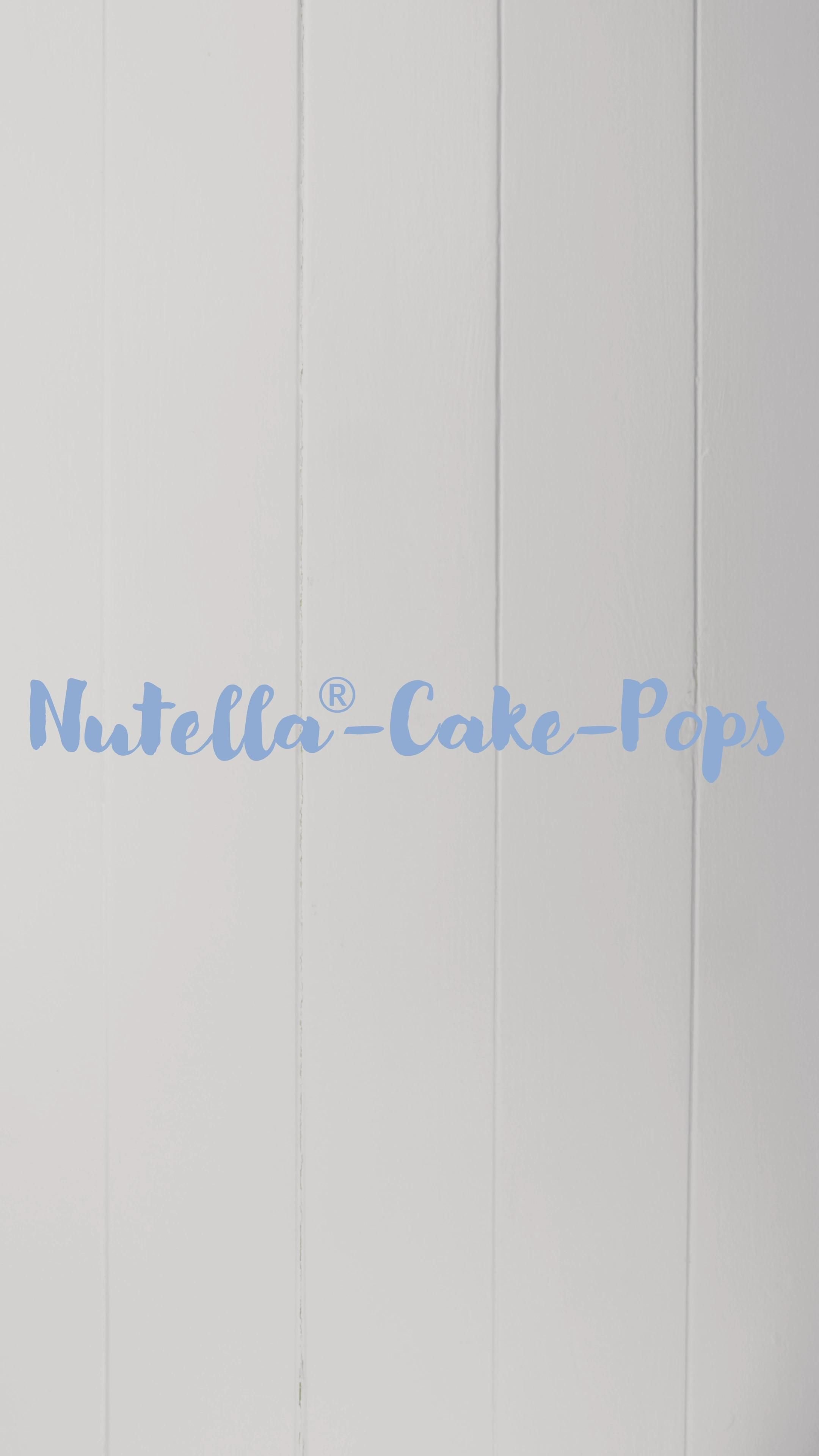 Photo of Nutella®-Cake-Pops