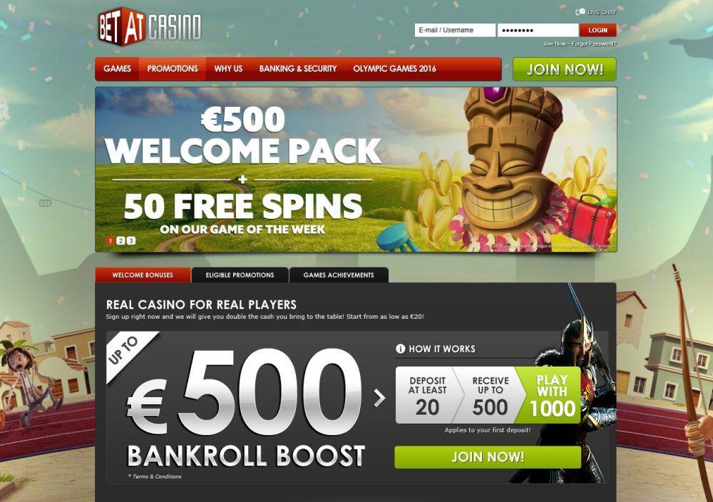 BETAT Casino Casino, Gambling sites, Casino reviews