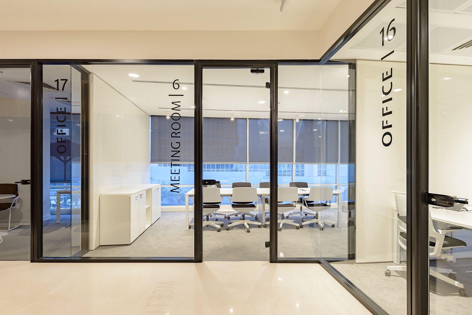 A Tour Of Edge Innovation Center In Cairo Interior Architecture Design Innovation Centre Interior Design Firms