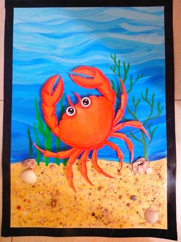 Best out of waste nursery wall decor ideas http for Best out of waste ideas for kindergarten
