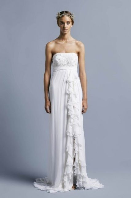 Beautiful And Relaxed Beach Wedding Dresses Small Wedding Ideas - Relaxed Wedding Dresses