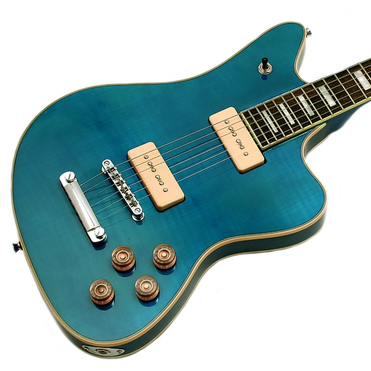 """2010 Hutchins Eliminator Which One's """"No. 1""""? Guitar"""
