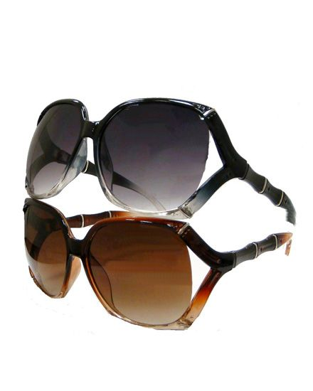 8a12cb501f1 Bamboo Sunglasses in black or brown