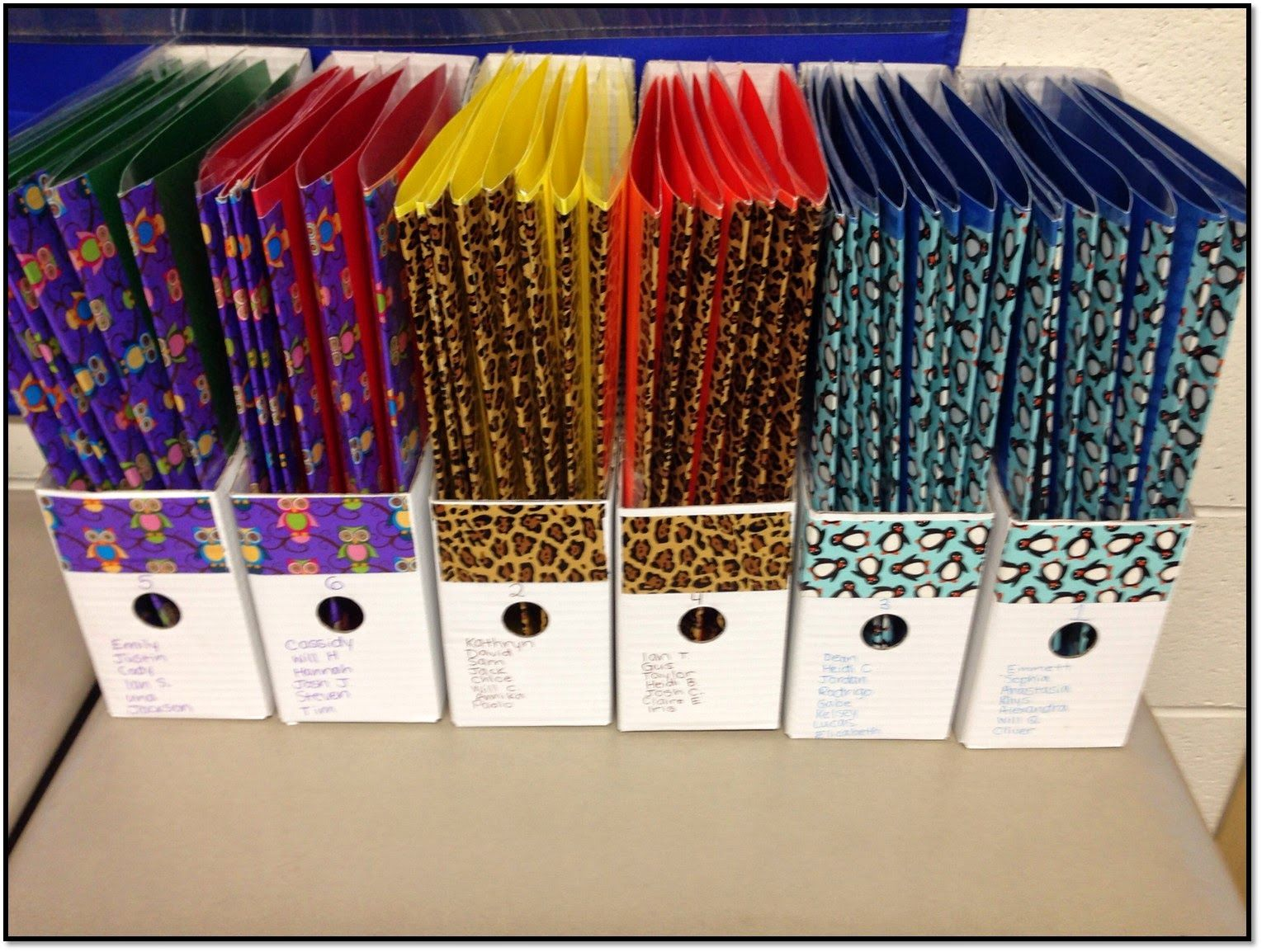 Getting the Classroom Back to School Ready {Custom Writing Folders} - Little Minds at Work