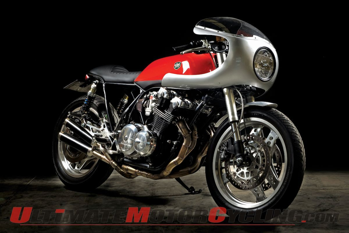 Cafe racer dreams 1 evo honda cb900 bol d or gallery