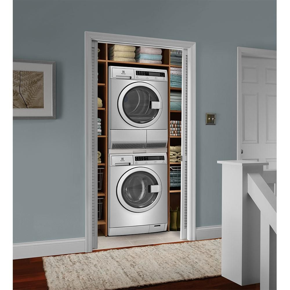 Electrolux iqtouch 24 in 40 cu ft electric dryer in