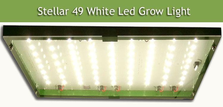 Stellar 49 Full Spectrum 250w Led Grow Light Led Grow