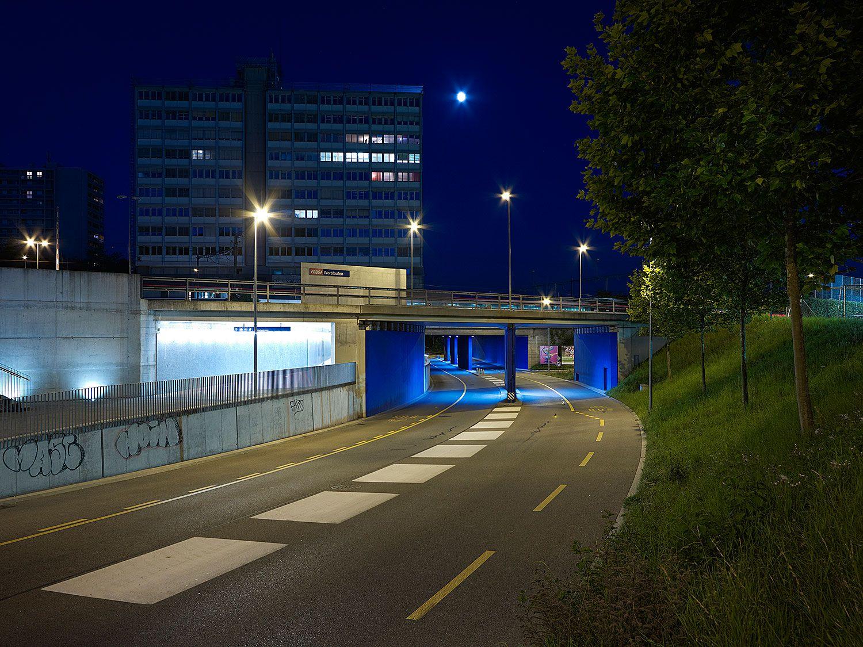 Project: Worblaufen Tiefenaustrasse - extrā