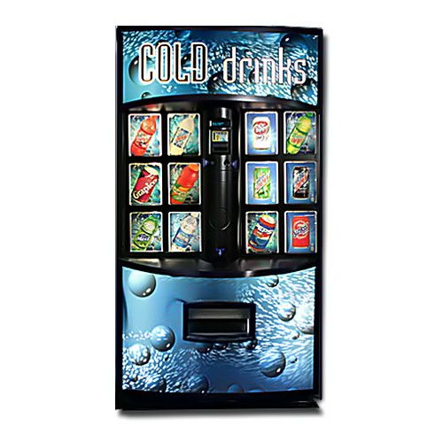 used vendo 721 hv cold drink and soda machine vending machines