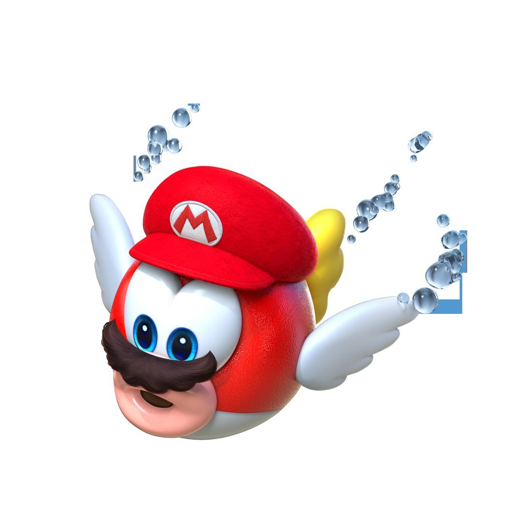 Super Mario Odyssey E3 2017 Trailer 3 Amiibo Screens Super Mario Mario Super Mario Art