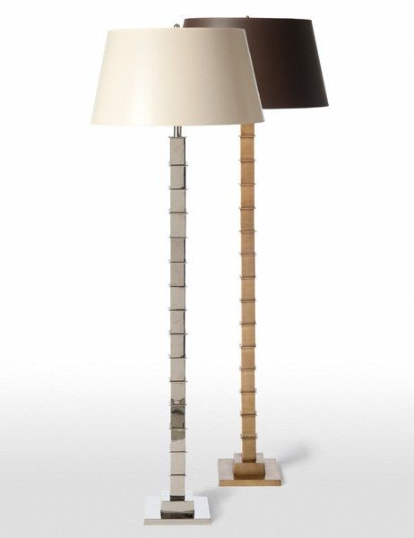 25 extraordinary floor lamps floor lamp architectural digest and antique brass