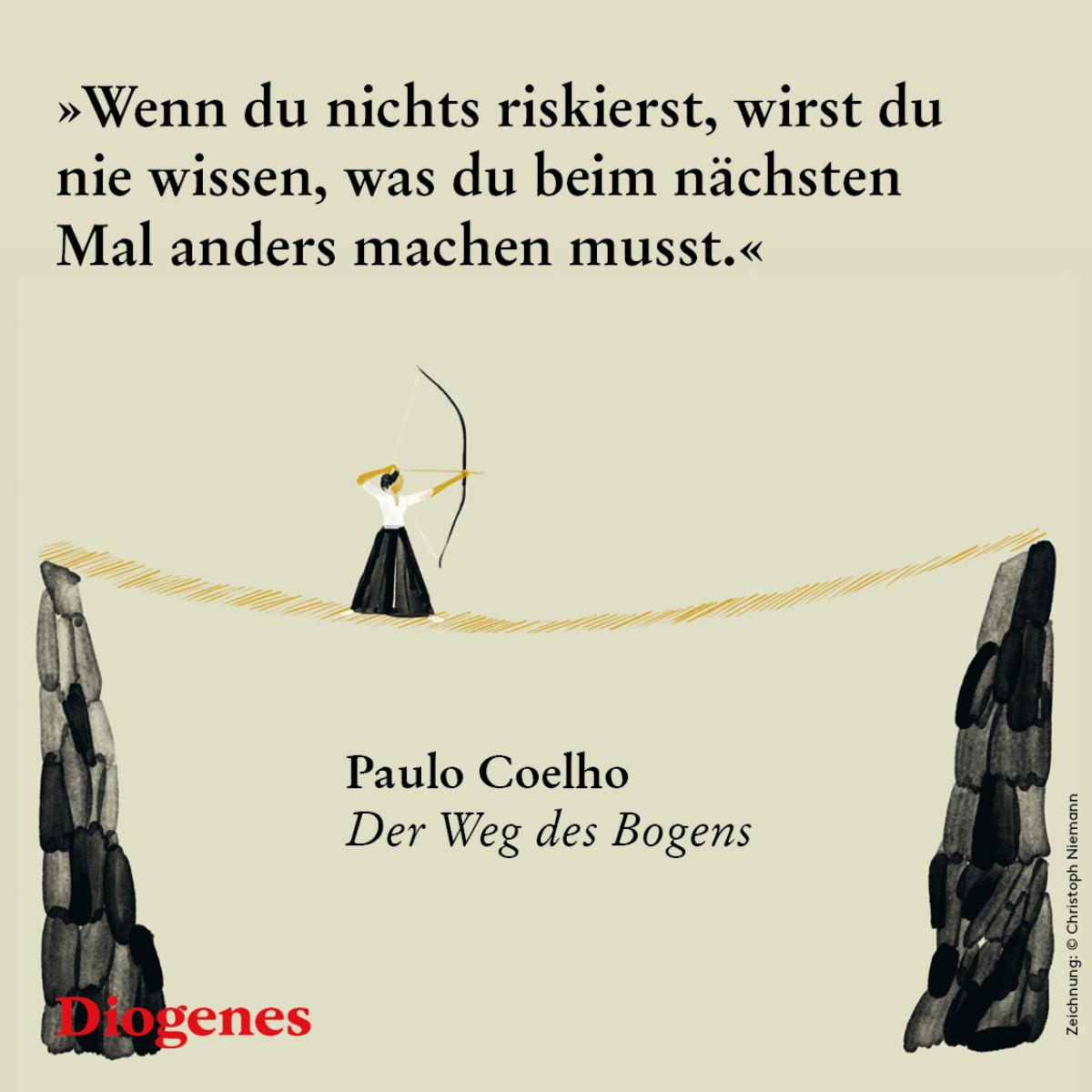 Paulo Coelho: Der Weg des Bogens