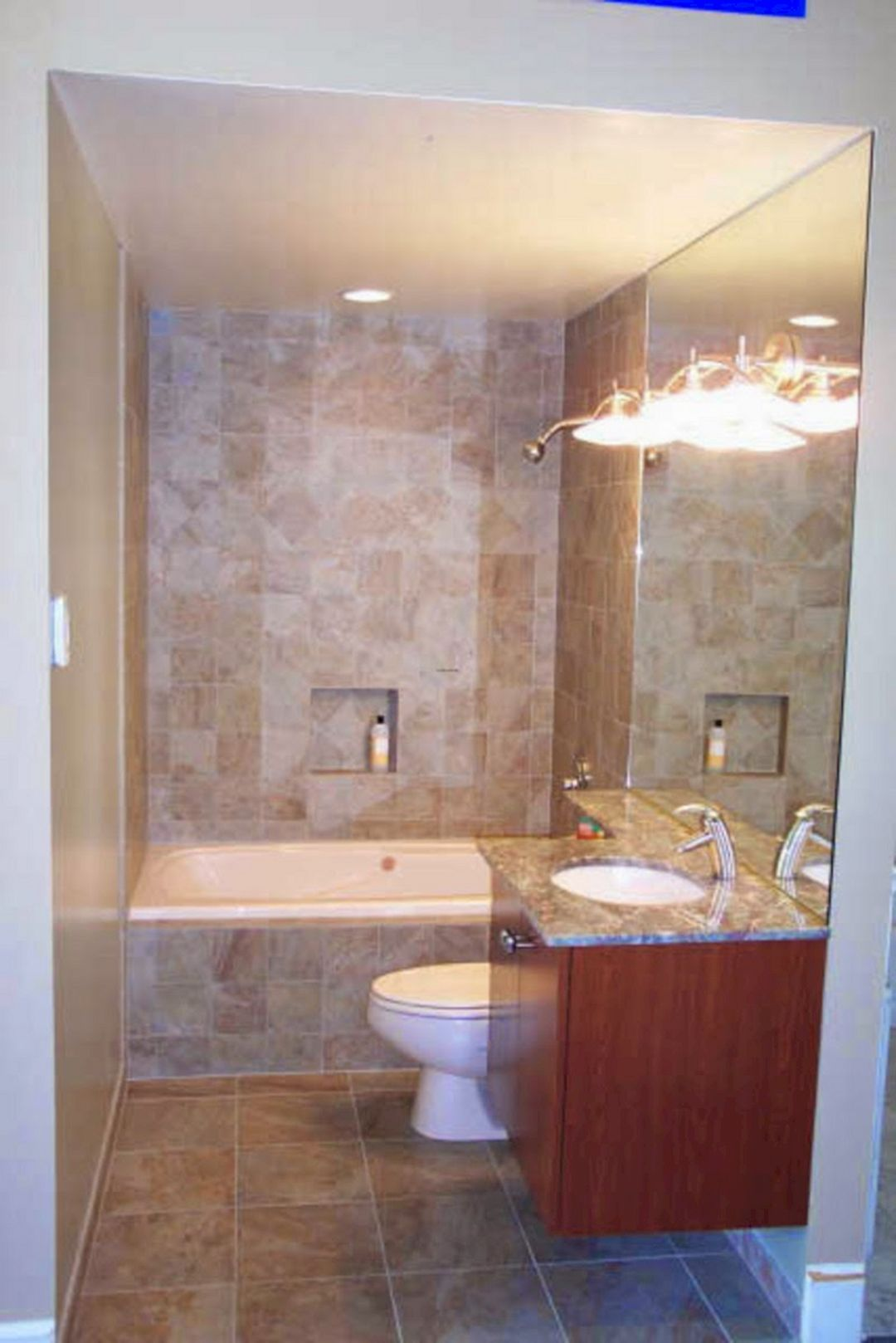 30 attractive small bathtub design for cozy bathroom ideas on cool small bathroom design ideas id=24136