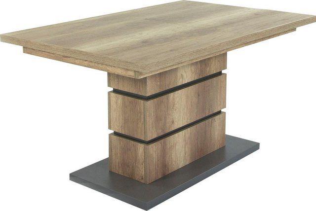 Homexperts Tisch, Breite 140 cm, FSC®zertifizierter