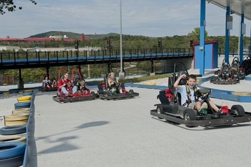 Best Branson Missouri Attractions Are Track Fun Parks Go Karts Webcams Mo