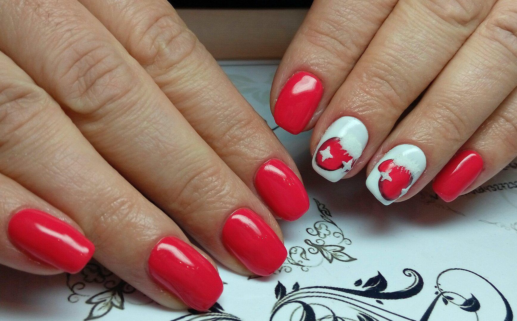 Nail Art #3599 - Best Nail Art Designs Gallery | Nail trends, White ...