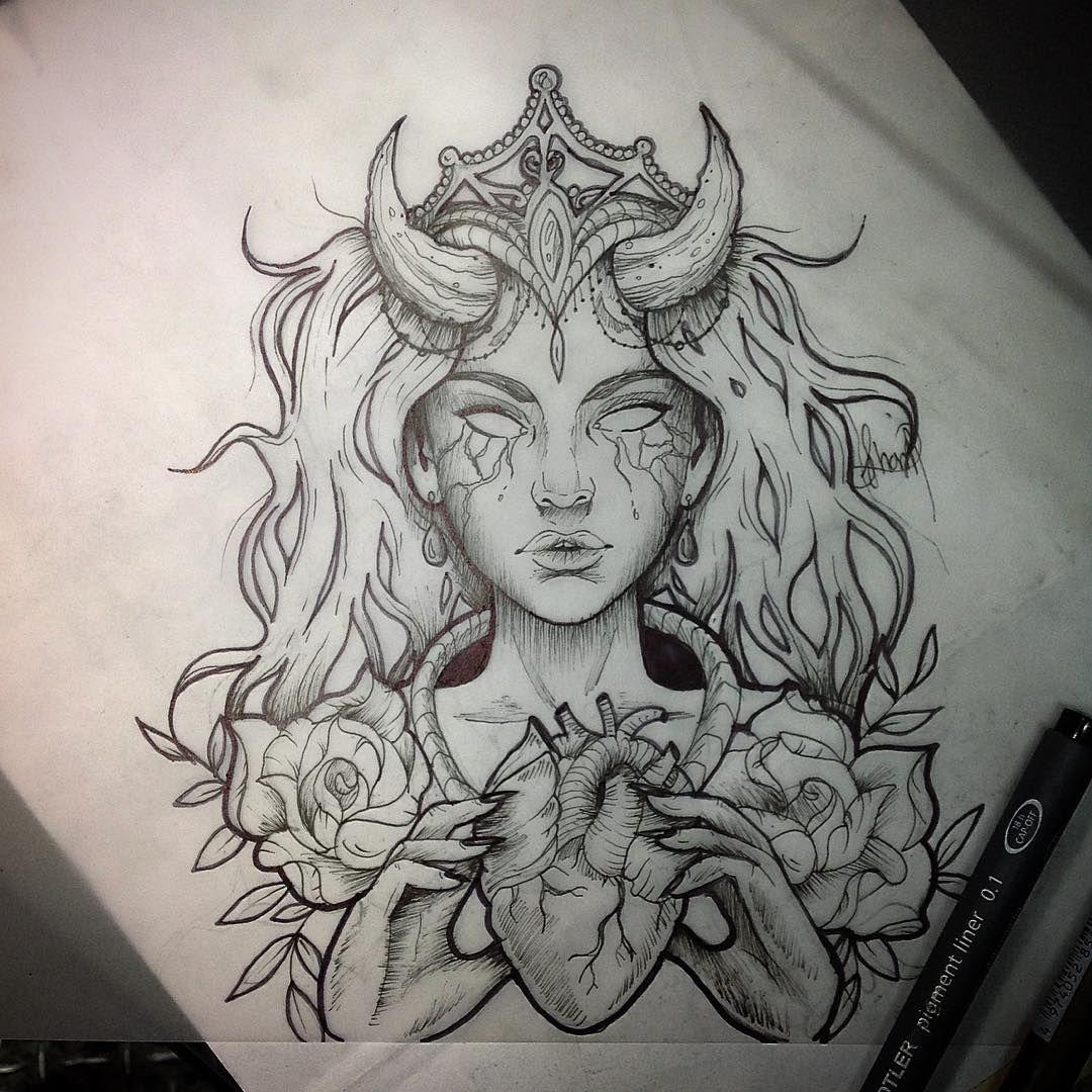 facetattoo tattoo ideen pinterest tattoo ideen zeichnen und zeichnungen. Black Bedroom Furniture Sets. Home Design Ideas