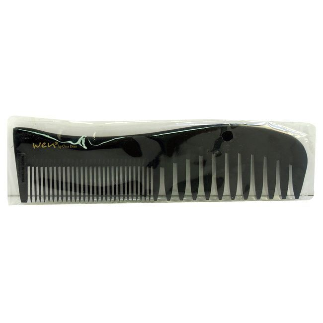 Chaz Dean Wide-Tooth Comb (1), Black