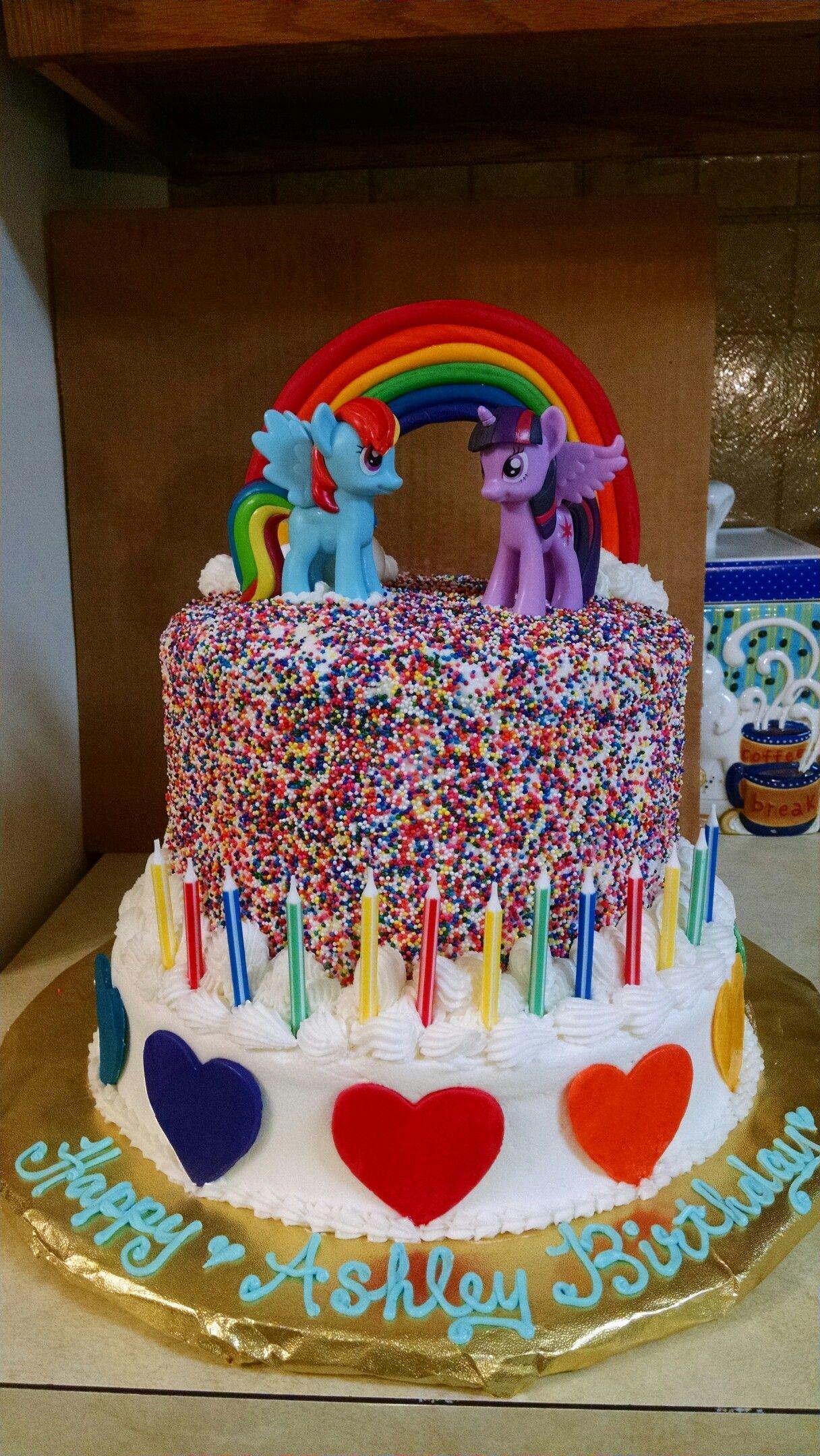 Baby Girls 13th Birthday Cake Decorated Cakes Pinterest 13th