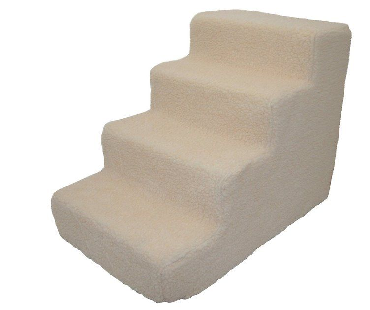 Best Pet Supplies Foam Pet Stairs Are Great For Any Pet In