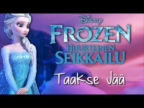 Frozen Laulu